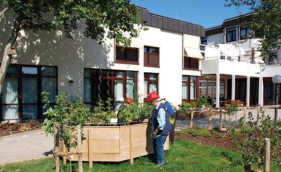 Tagespflege Gerolzhofen